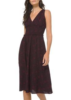 MICHAEL Michael Kors Garden Beauty Midi Dress