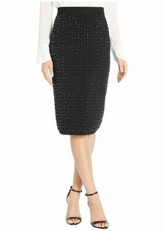 MICHAEL Michael Kors Geo Pyramid Skirt