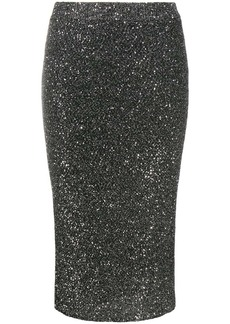 MICHAEL Michael Kors glitter-effect pencil skirt