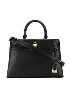 MICHAEL Michael Kors Gramercy chain-embossed bag