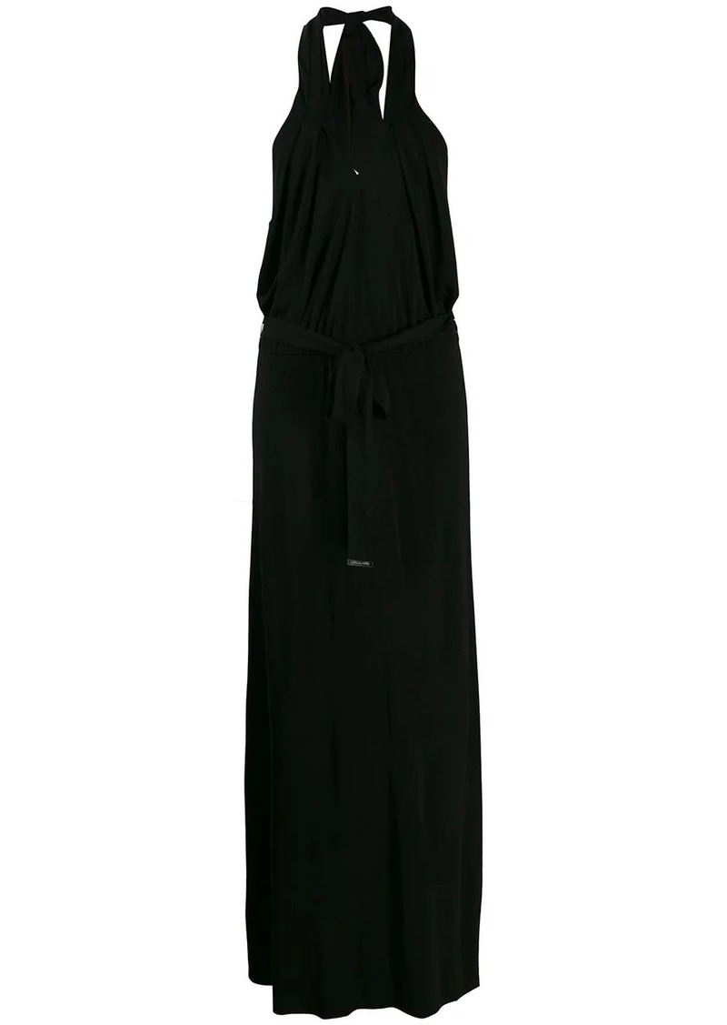 MICHAEL Michael Kors halterneck maxi dress