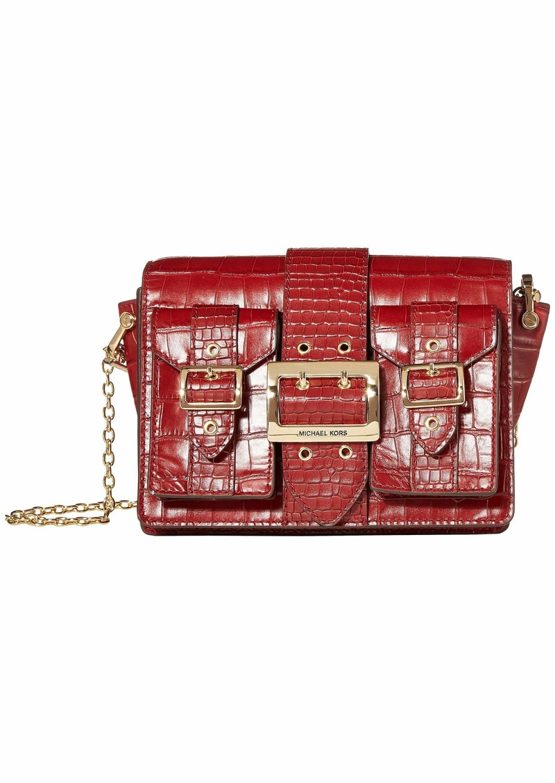 MICHAEL Michael Kors Hayden Medium Pocket Messenger