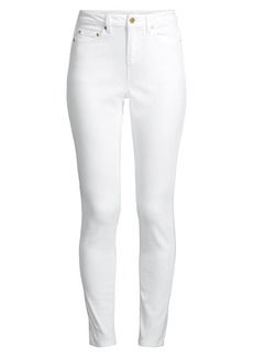MICHAEL Michael Kors High-Rise Stretch Skinny Jeans