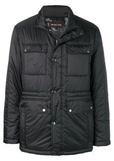 MICHAEL Michael Kors high-collar padded jacket