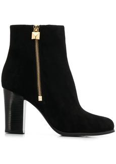 MICHAEL Michael Kors high heel ankle boots