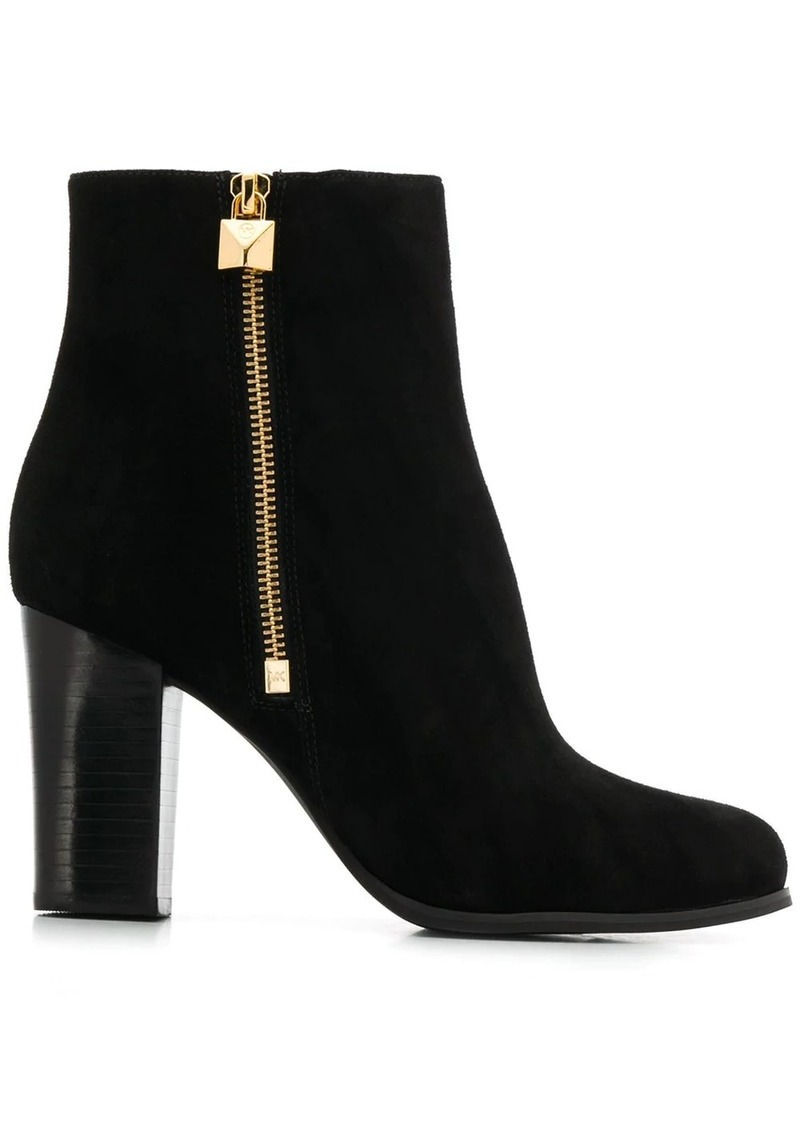 MICHAEL Michael Kors high heel ankle boots