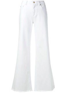 MICHAEL Michael Kors high waist flare trousers