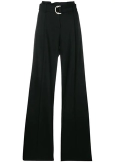 MICHAEL Michael Kors high waisted wide leg trousers