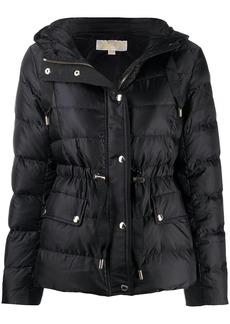 MICHAEL Michael Kors hooded puffer jacket