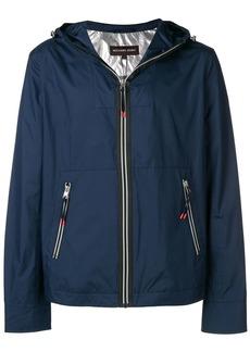 Michael Kors hooded rain jacket