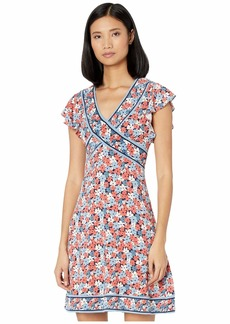 MICHAEL Michael Kors Hothouse Mini Dress