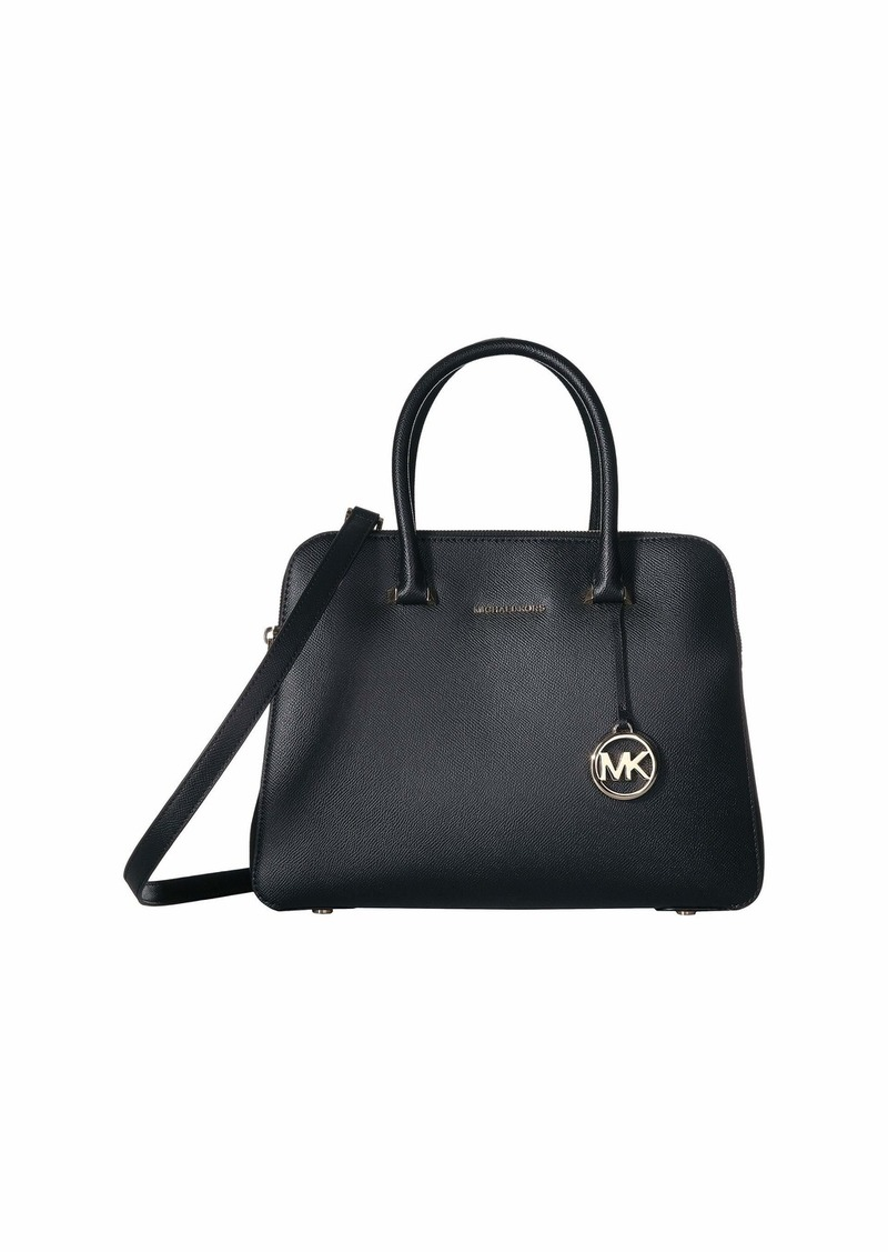 MICHAEL Michael Kors Houston Medium Double Zip Satchel