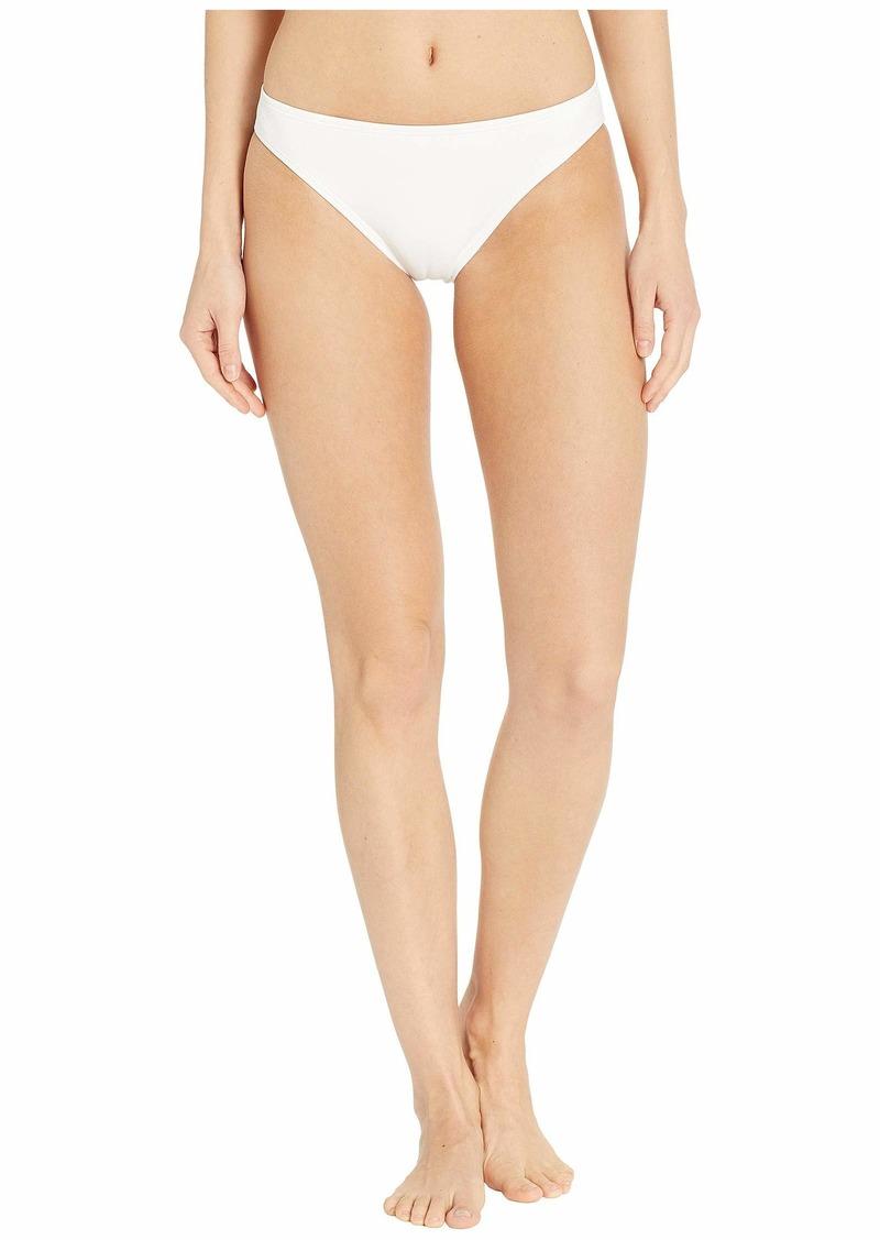 MICHAEL Michael Kors Iconic Solids Classic Bikini Bottoms