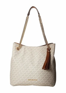 MICHAEL Michael Kors Jet Set Chain Signature Large Shoulder Tote