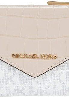 MICHAEL Michael Kors Jet Set Medium Card Wallet