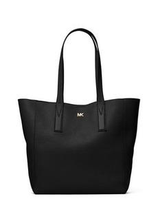 MICHAEL Michael Kors Junie Large Leather Shoulder Tote Bag