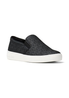 MICHAEL Michael Kors Keaton Signature Logo Slip-on Sneakers