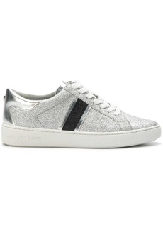 MICHAEL Michael Kors Keaton striped glitter sneakers