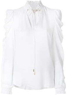 MICHAEL Michael Kors keyhole blouse