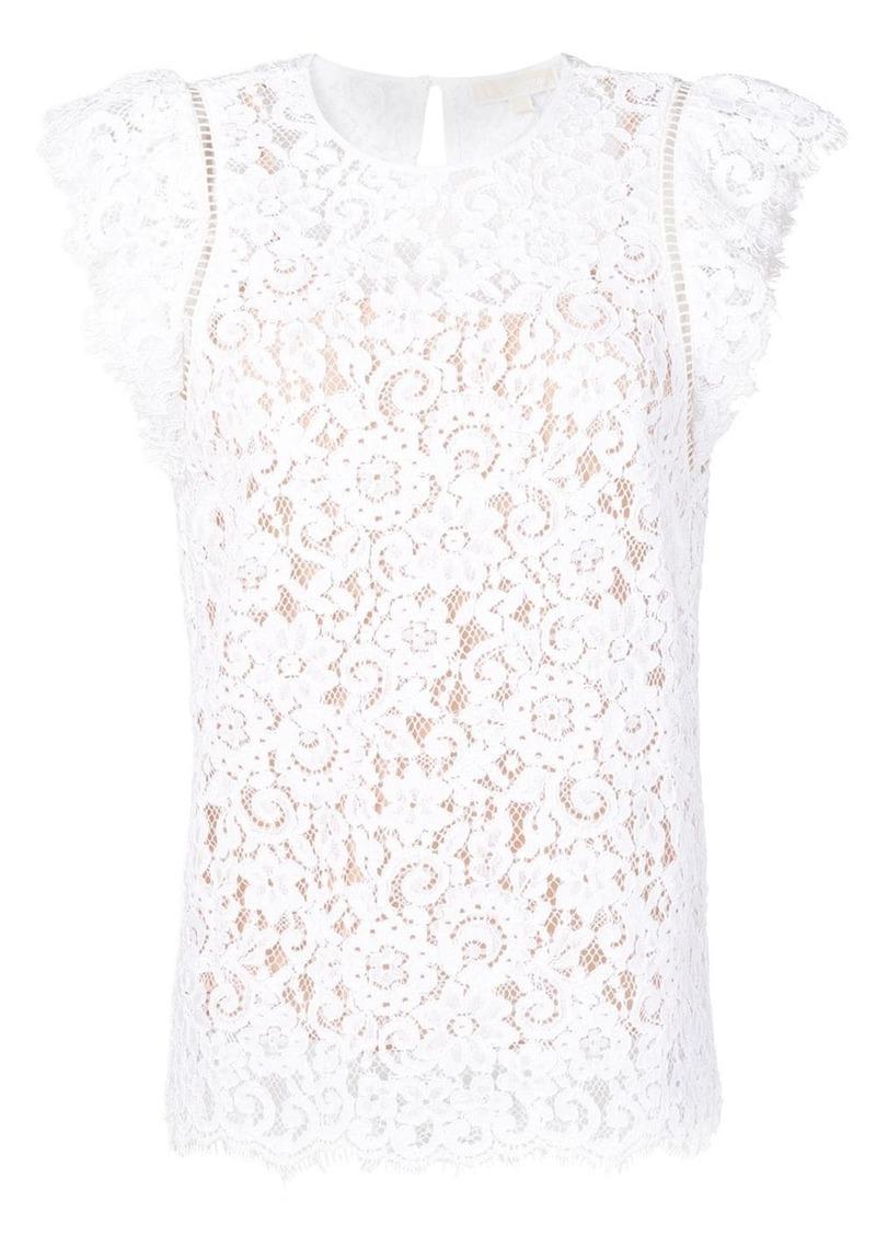 MICHAEL Michael Kors lace blouse