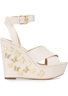 MICHAEL Michael Kors Lacey wedge sandals