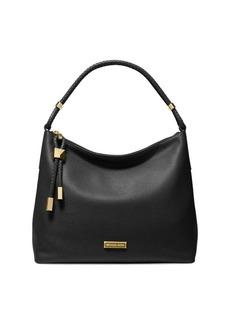 MICHAEL Michael Kors Large Lexington Pebbled Leather Hobo Bag