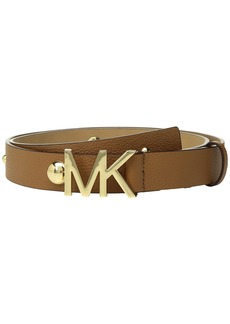 Leather Belt w/ Dome Studs