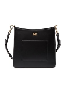 MICHAEL Michael Kors Leather Pocket Swing Crossbody Bag