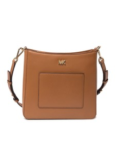 MICHAEL Michael Kors Leather Pocket Swing Crossbody Bag