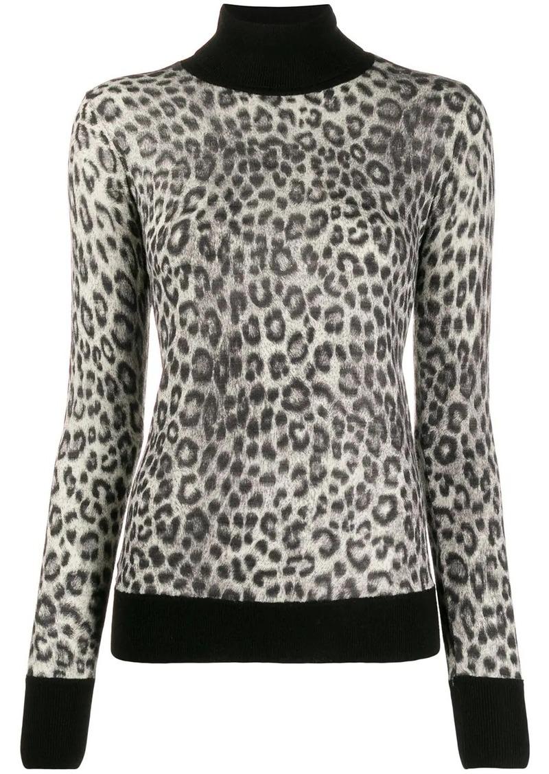 MICHAEL Michael Kors leopard print jumper