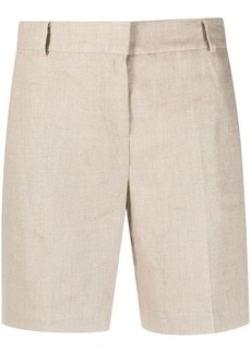 MICHAEL Michael Kors linen tailored shorts