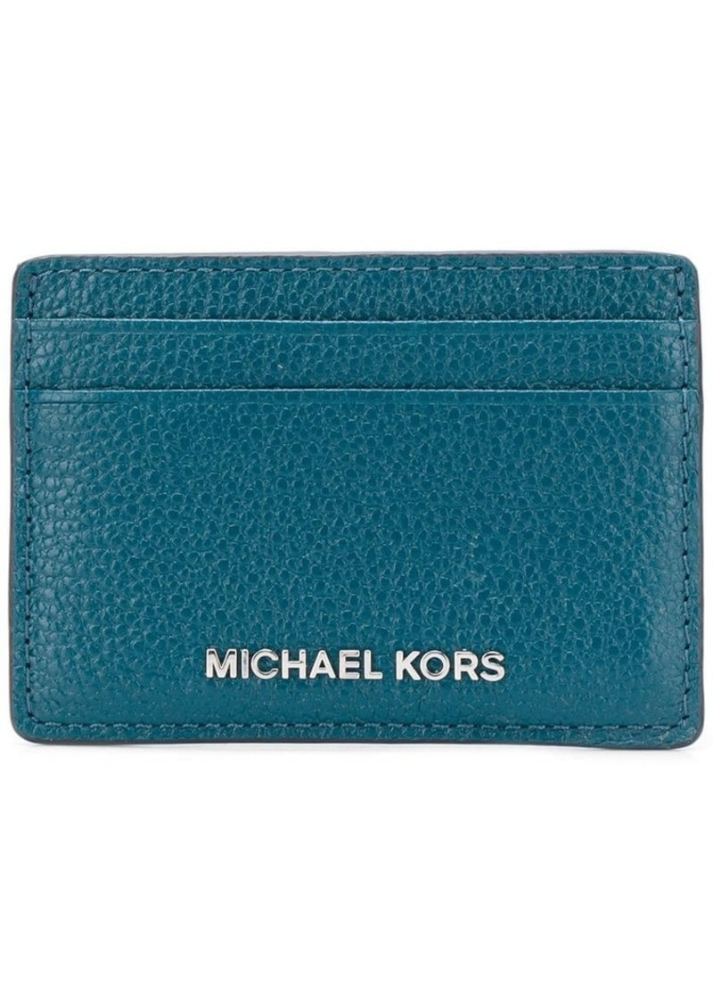 636914dfc5ea MICHAEL Michael Kors logo cardholder wallet