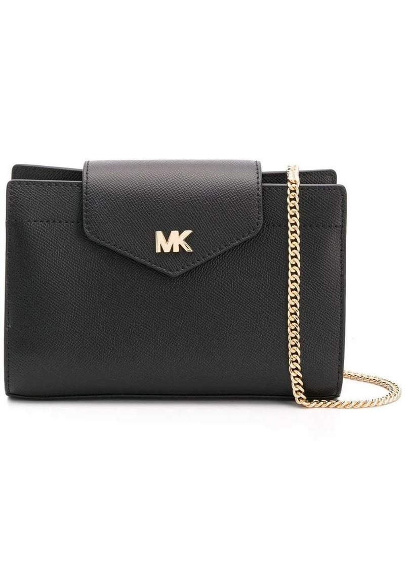 MICHAEL Michael Kors logo cross body bag medium