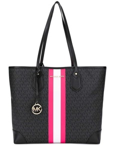 MICHAEL Michael Kors logo print shoulder bag