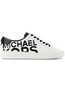 MICHAEL Michael Kors logo print sneakers