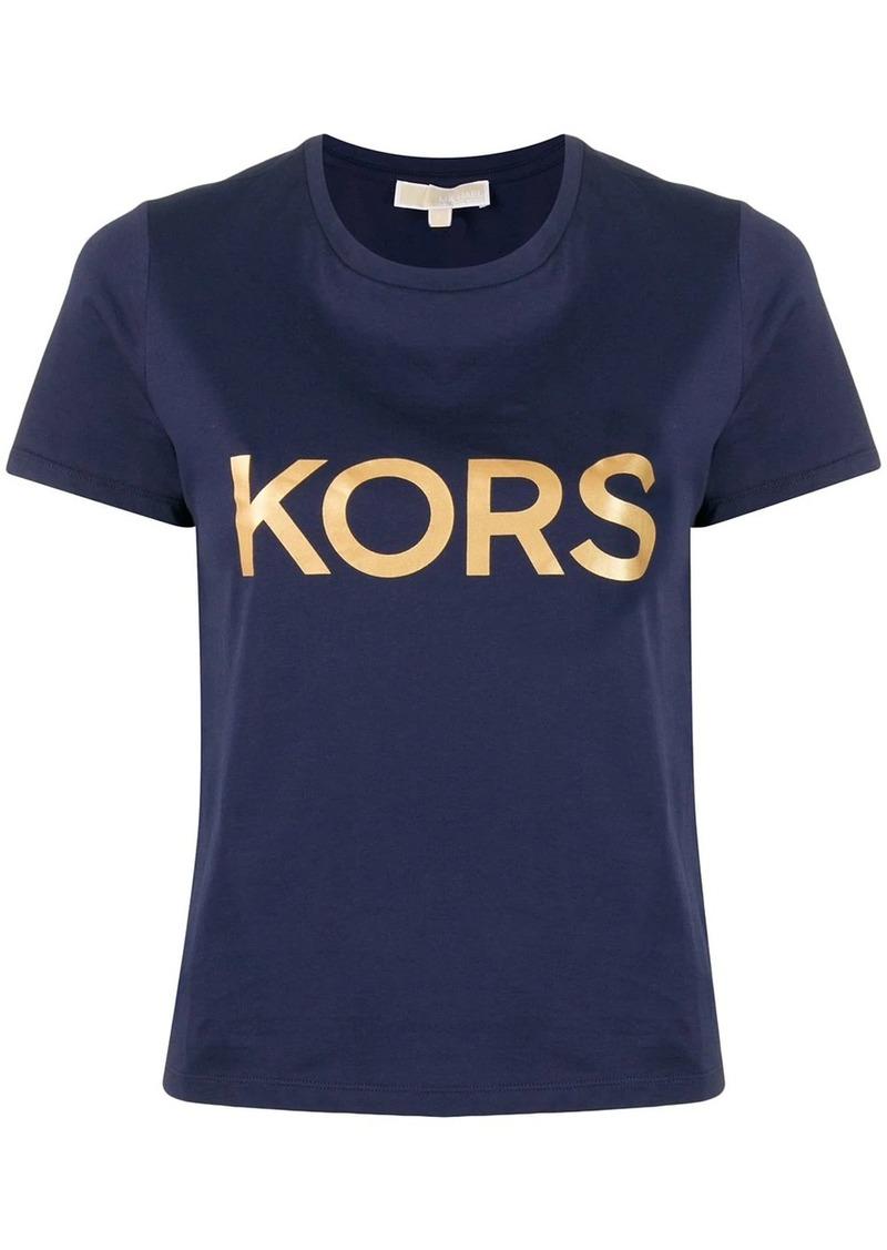 MICHAEL Michael Kors logo print T-shirt