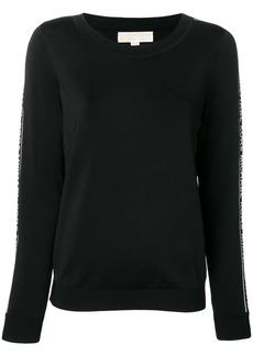 MICHAEL Michael Kors logo tape sweatshirt