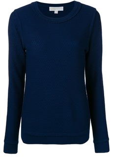 MICHAEL Michael Kors long-sleeve fitted sweater