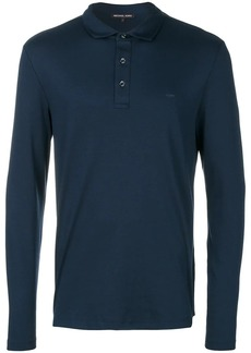 MICHAEL Michael Kors long sleeved polo shirt