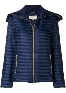 MICHAEL Michael Kors longsleeved puffer jacket