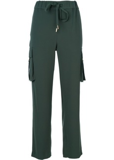 MICHAEL Michael Kors loose fit cargo trousers