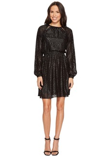 MICHAEL Michael Kors Lurex Jacquard Dress