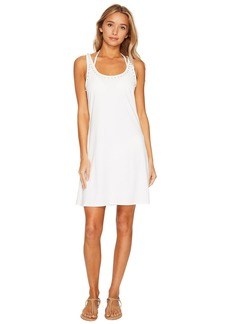 MICHAEL Michael Kors Luxe Studs Tank Cover-Up w/ Studs