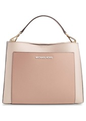 MICHAEL Michael Kors Medium Gemma Colorblock Leather Satchel