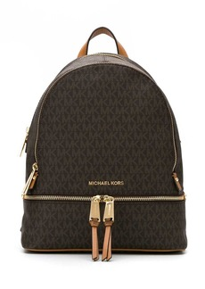MICHAEL Michael Kors medium Rhea logo-print backpack