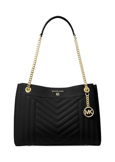 MICHAEL Michael Kors Medium Susan Quilted Leather Tote