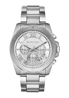 MICHAEL Michael Kors Men's 44mm Brecken Watch w/ Bracelet Strap