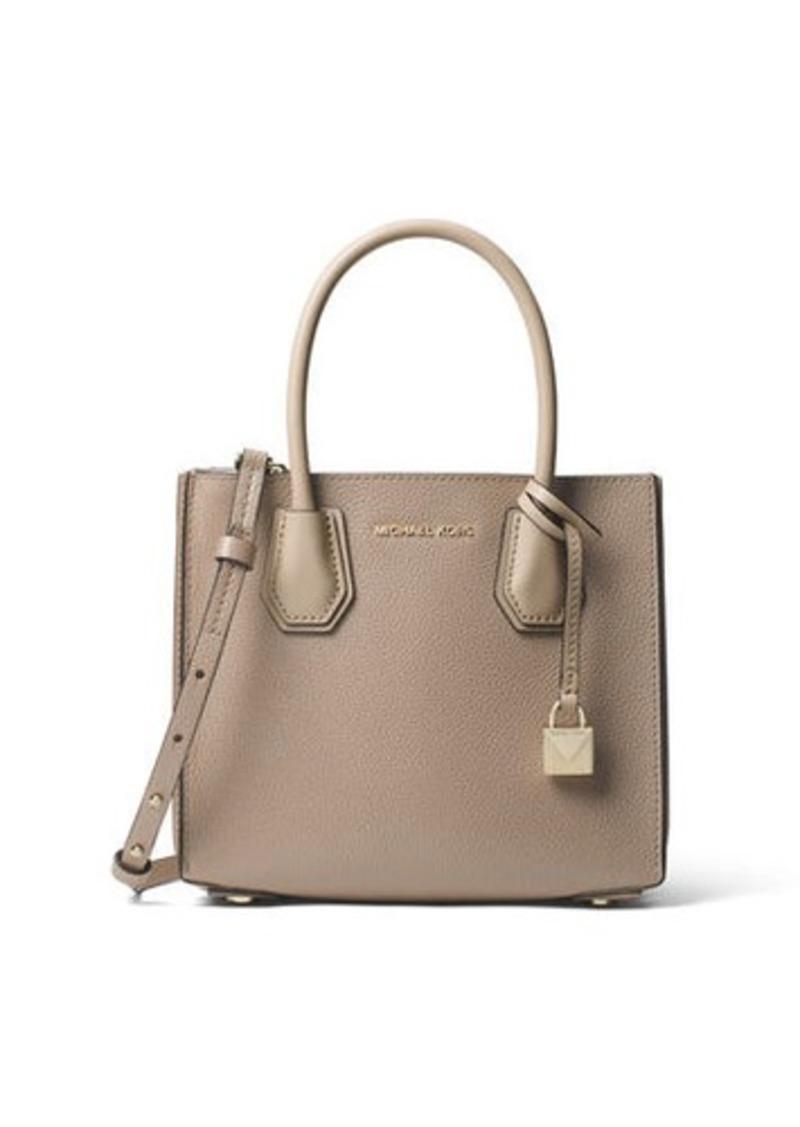 1180f5b917efce MICHAEL Michael Kors Mercer Medium Messenger Crossbody Bag   Handbags