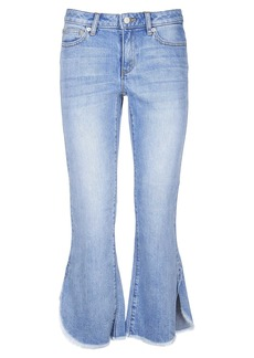 MICHAEL Michael Kors Michael Kors 5-pocket Jeans With Faded Effect