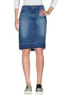 MICHAEL MICHAEL KORS - Denim skirt